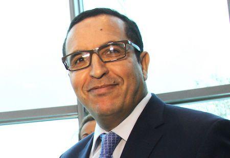 Le directeur général de la BAD pour la région Afrique du Nord, Mohamed El Azizi