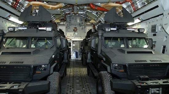 Le Qatar a fait don de 24 véhicules blindés au Mali