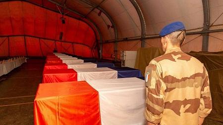 Mort de 13 soldats français dans le sud du Mali en début de semaine