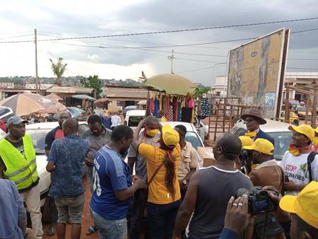 SUPERGOOAL soutient la population camerounaise