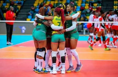 Les camerounaises ont fait le job et honoré leur statut à Kigali au Rwanda lors du Championnat d'Afrique féminin 2021 de volley-ball