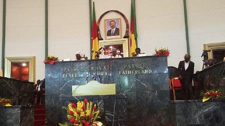 Les députés camerounais ont commencé à examiner vendredi un projet octroyant un statut spécial aux deux régions anglophones du Cameroun