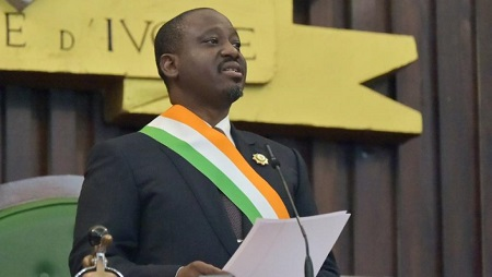 En tant qu'ancien président de l'Assemblée nationale, Guillaume Soro bénéficie de procédures spéciales (image d'illustration) © SIA KAMBOU / AFP