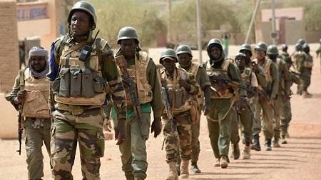 Renforcement militaire dans le centre du Mali