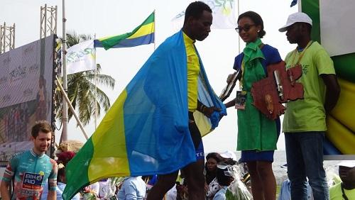 Joseph Areruya avait remporté la Tropicale Amissa Bongo 2018 Denis Chastel