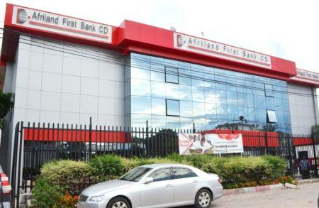 Le groupe bancaire camerounais Afriland First Group en RDC