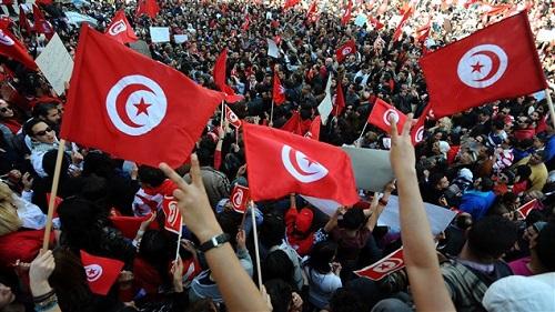 A l'occasion du 6e anniversaire de la révolution du 14-Janvier