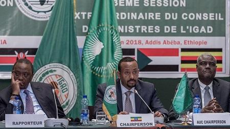 L'Igad rejette un nouveau report de la formation du gouvernement
