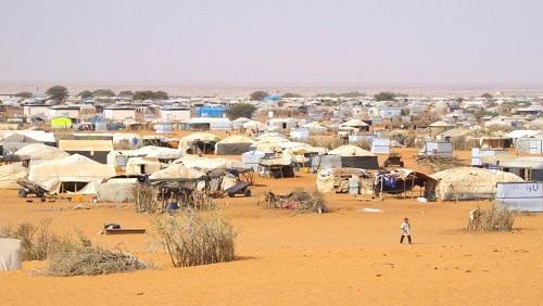 Camp de réfugiés maliens de Mbera en Mauritanie. (Photo d'illustration) © ©CICR
