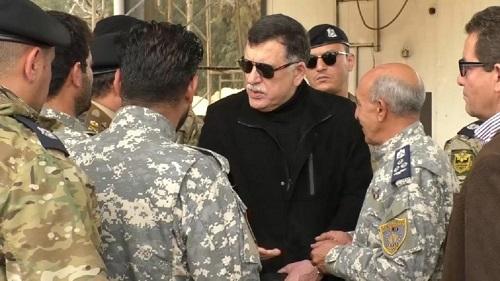 L'Armée nationale libyenne (ANL) du maréchal Khalifa Haftar, l'homme fort de l'est libyen