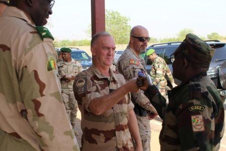 Le général Marc Conruyt est chargé de superviser le déploiement progressif de la force européenne Takuba
