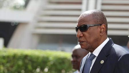 Le président guinéen Alpha Condé. REUTERS/Afolabi Sotunde/File Photo