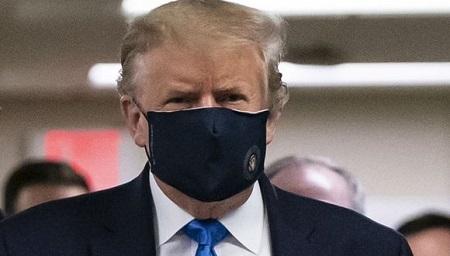 Donald Trump, président américain