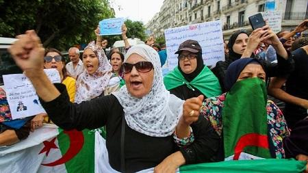 Les étudiants fortement mobilisés ont encore manifesté contre le pouvoir mardi à Alger