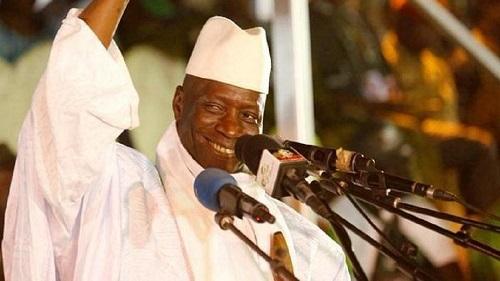 Un récent rapport accuse l'ancien dirigeant, Yahya Jammeh , d'avoir dérobé jusqu'à un milliard de dollars des caisses de l'Etat gambien