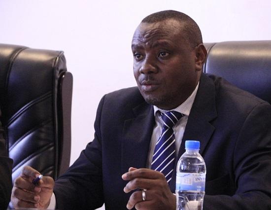 Dr. Isaac Munyakazi, Ministre d'Etat pour l'Enseignement Primaire et Secondaire au MINEDUC