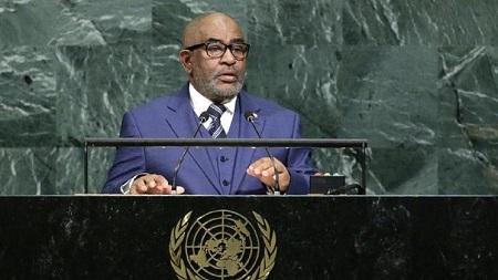 Le président comorien Azali Assoumani a appelé l'opposition à participer aux élections législatives prévues début 2020