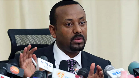 Le Premier ministre éthiopien, Abiy Ahmed (photo d'illustration). REUTERS/Kumera Gemechu