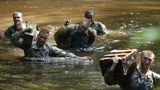 Des soldats américains s'entraînent au Gabon © Global Look Press / Spc. Yvette Zabala-Garriga