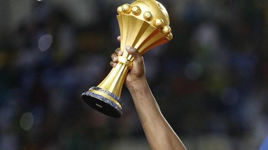 Le trophée remis au vainqueur de la Coupe d'Afrique des nations de football. RFI / Pierre René-Worms