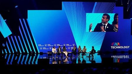 La technologie africaine se conjugue au féminin à l'exposition Vivatech ouverte jeudi à Paris
