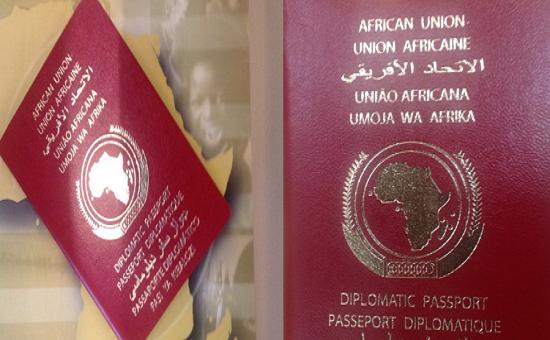 L'UA veut un passeport africain unique