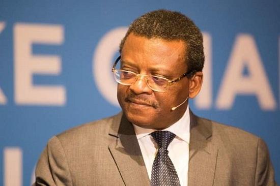 Joseph Dion Ngute, âgé de 64 ans, est originaire de la région anglophone du Sud-Ouest |AFP