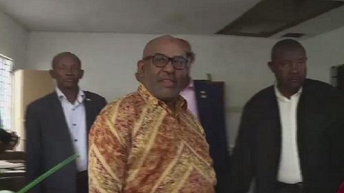 Azali Assoumani, président sortant et candidat à la présidentielle, déclare avoir échappé à un attentat