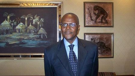 Ousmane Tanor Dieng. © Wikimedia