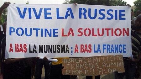 Mali : le péril russe s'installe...