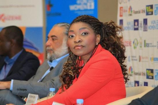 La camerounaise Patricia Monthe, fondatrice de la plateforme MEDX eHealthCenter