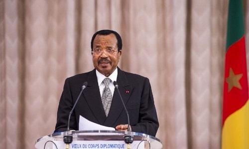 Le chef de l'État camerounais Paul Biya invite le peuple à rester focus sur la recherche de la paix et d'unité nationale