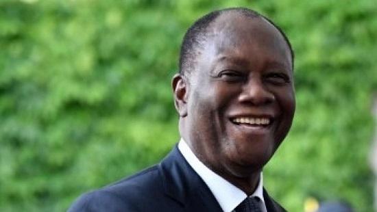 Le président ivoirien Alassane Ouattara a notamment remplacé le chef d'état-major Sékou Touré par le général Lassina Doumbia. © John MACDOUGALL / AFP