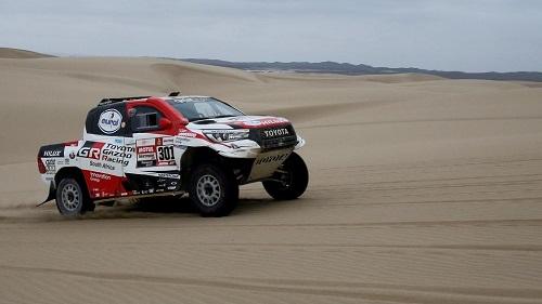 Le Dakar, le parcours de la course automobile la plus exténuante au monde