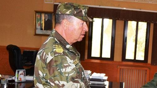 Le général-major Saïd Bey, ancien commandant de la 2e Région militaire (RM) . D. R