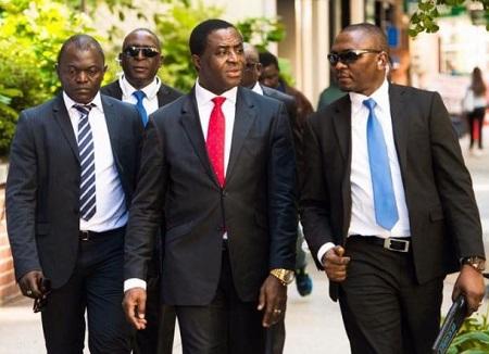 Peine de mort et prison à vie pour Julius Ayuk Tabe et ses partisans