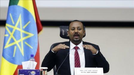 Le Premier ministre éthiopien, Abiy Ahmed