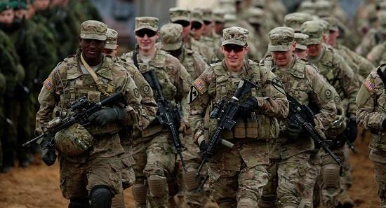 L'armée américaine renforce sa présence en Afrique pour contrer l'influence chinoise, russe et française, a récemment révélé The Intercept. © AP Photo / Mindaugas Kulbis