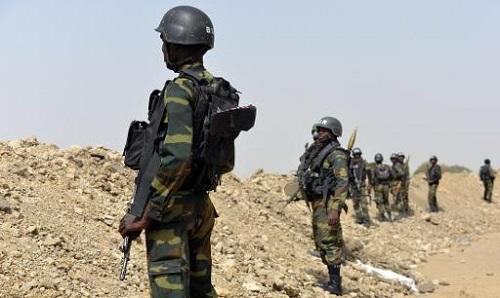 Les militaires ont perdu la vie à la suite d'une attaque des insurgés à Sagme. Le dimanche 7 avril 2019