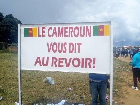 UYn convoi de réfugiés centrafricains au Cameroun a été rapatrié par le Haut-commissariat des Nations unies pour les réfugiés (HCR)