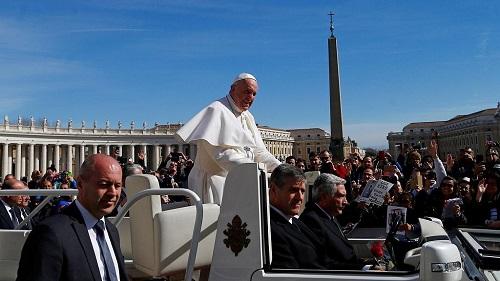 Le pape François a annoncé ce lundi l'ouverture des archives secrètes du Vatican sur la période 1939-1958