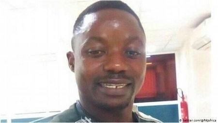 Le journaliste camerounais anglophone, Samuel Wazizi