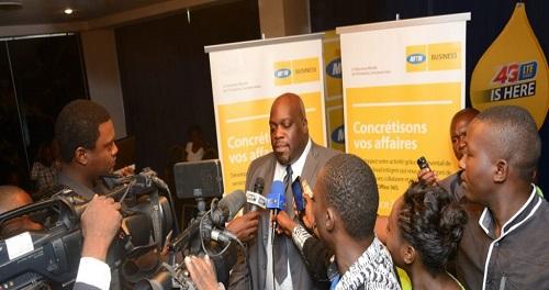 Georges Mpoudi Ngole, ancien de MTN Cameroon et actuel Directeur des Réseaux IP, du Multimédia et des Services à Camtel