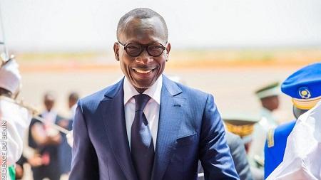 Le président béninois Patrice Talon, accusé de dérive autoritaire