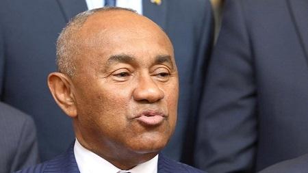 Ahmad Ahmad avait été interpellé dans le cadre d'une information judiciaire ouverte à Marseille le 28 mai