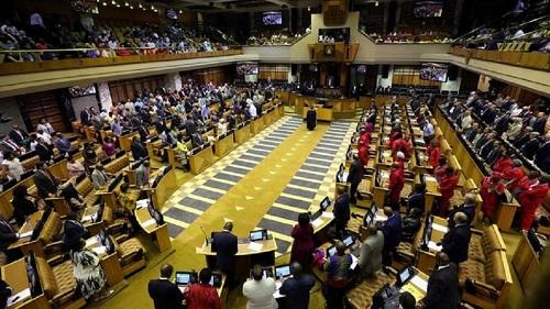 Les élections législatives en Afrique du Sud ont été fixées au 8 mai