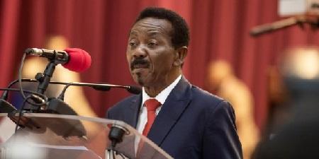Christophe Mboso, le nouveau président de l'Assemblée nationale en RDC