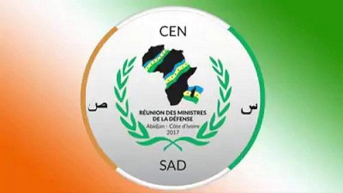 Le sommet extraordinaire des chefs d'Etat et de gouvernement des pays membres de la Communauté des États sahelo-sahariens (Cen-Sad)