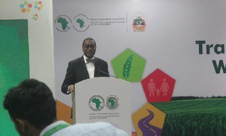 Akinwumi Adesina, président de la Banque africaine de développement (BAD)