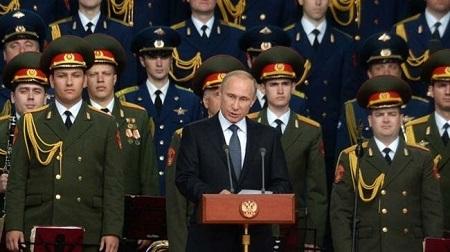 La Russie et le Congo-Brazzaville vont renforcer leur coopération militaire